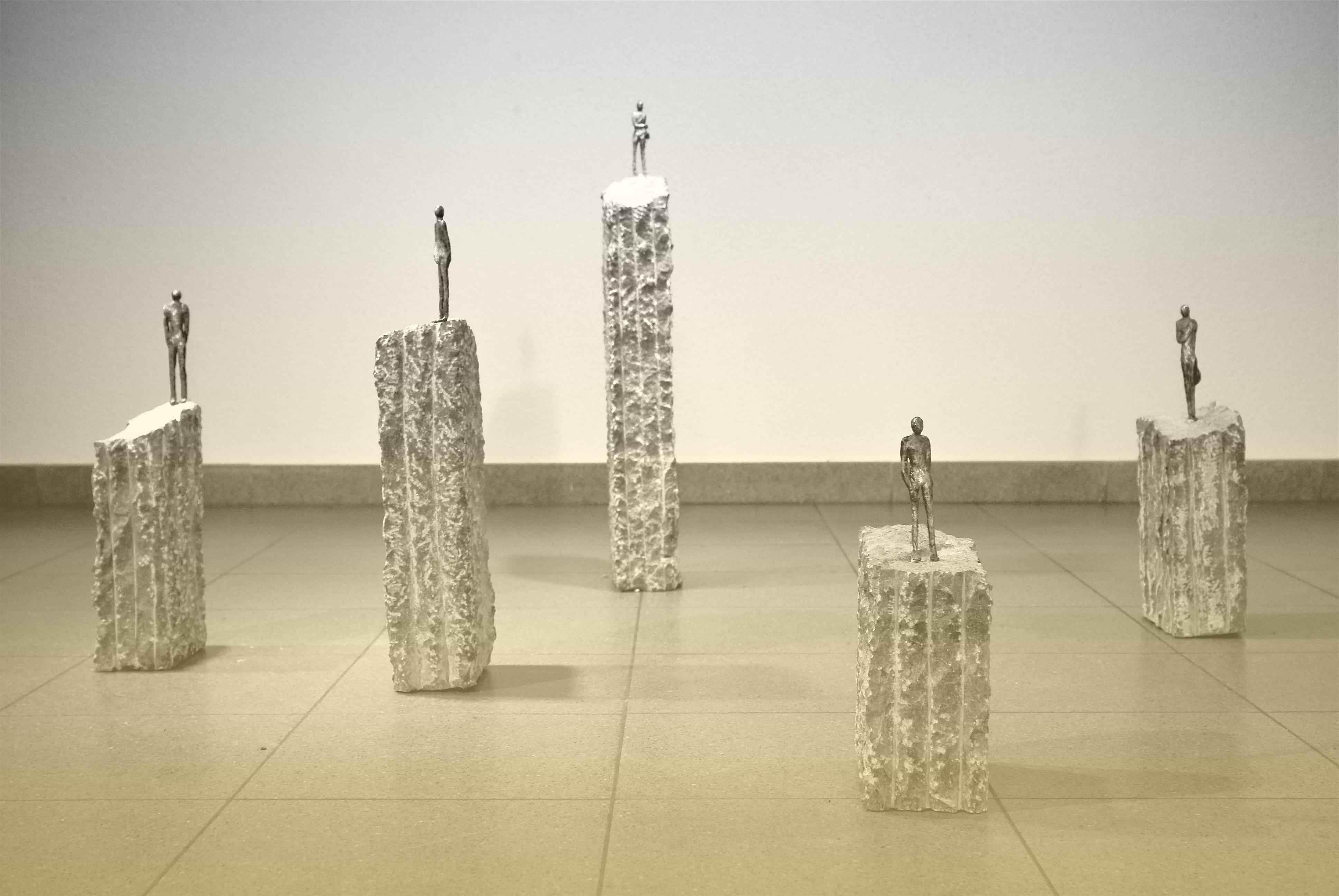 contemporains, tijdgenoten, Ineke Van den Bosch